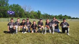 Osceola Black minor baseball places 2nd in Murray Tournament
