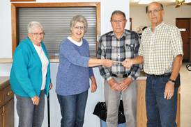 Osceola Senior Center receives $5,000 donation