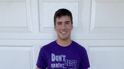 Weehler named South Central Iowa Male Athlete of the Year